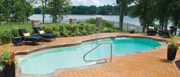Aqua Dream Swimming Pool Gallery freeform