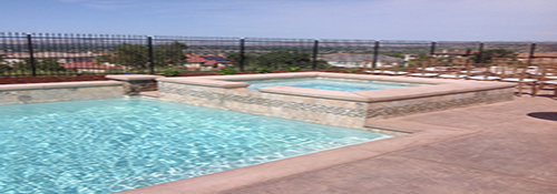 Swimming Pool Designers Brentwood California