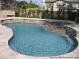 Aqua Dream swimming pool gallery round freeform pool