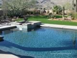 Aqua Dream swimming pool gallery formal pool with patio
