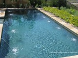 Aqua Dream swimming pool gallery formal pool with fountains